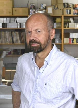 Örjan Gerhardsson aka Peter Glas.